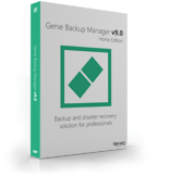 Genie Backup Manager Home Package