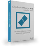 Genie Backup Manager Pro Package