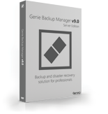 Genie Backup Manager Server Package